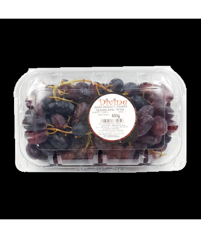 Black Seedless Grape 500gm