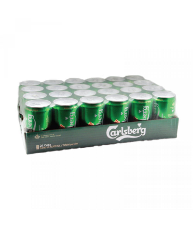 Carlsberg Can 320ml*24's