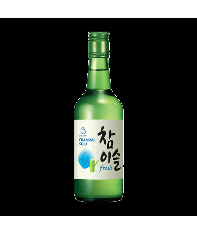 *Jinro Soju Chamisul Fresh 360ml