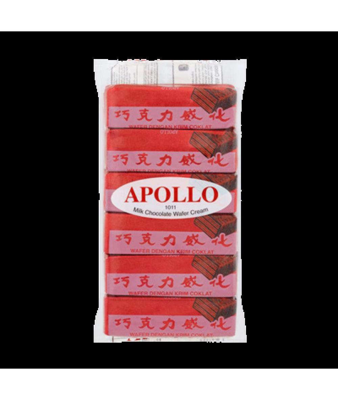 Apollo Choc Wafer Cream 12g*12s