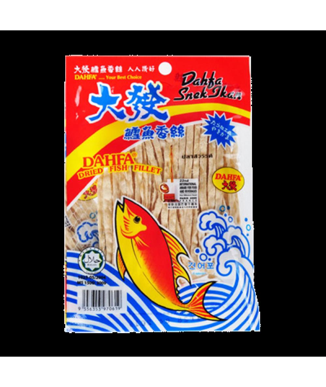 Dahfa Dried Fish Fillet 120g