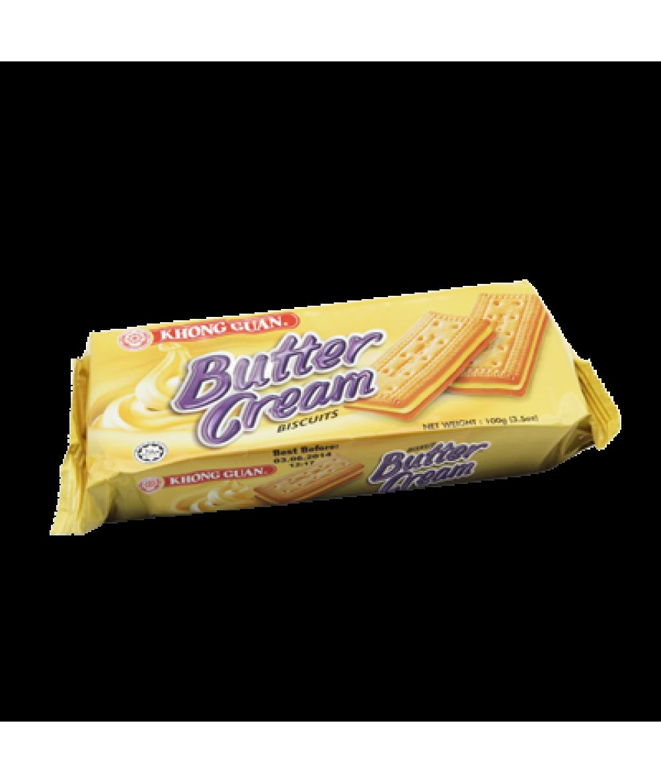 Khong Guan Butter Cream 100g