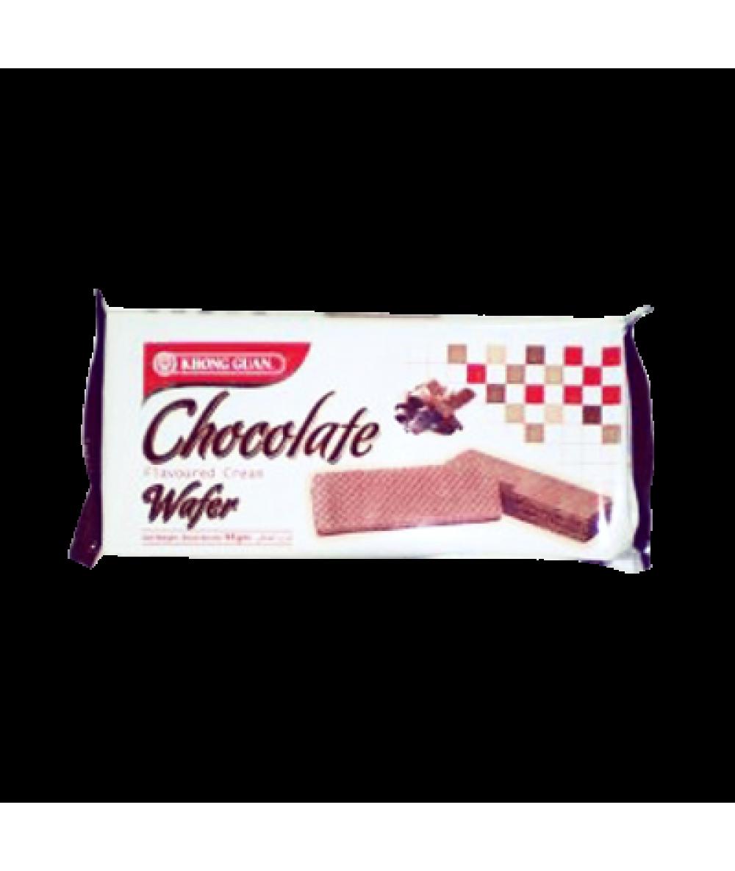 Khong Guan Chocolate Wafer Cream 95g