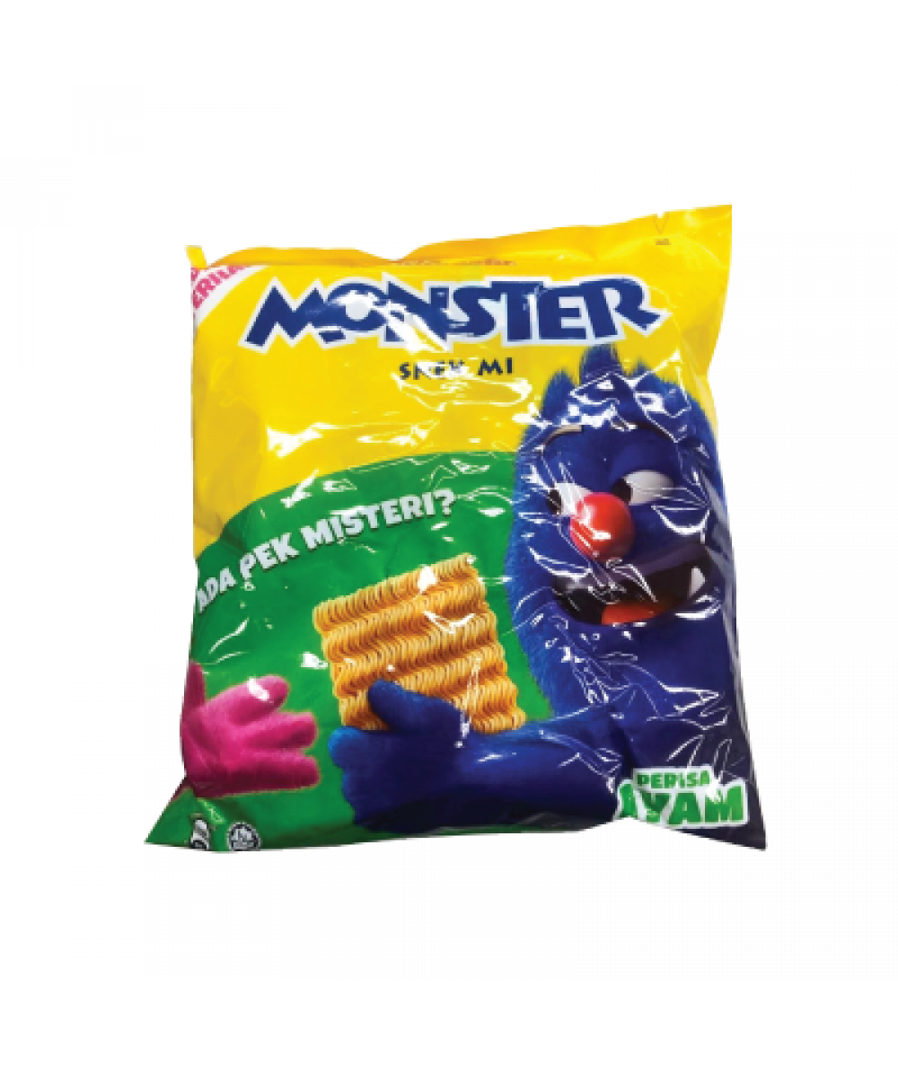 Mamee Monster Chic 25g*8's