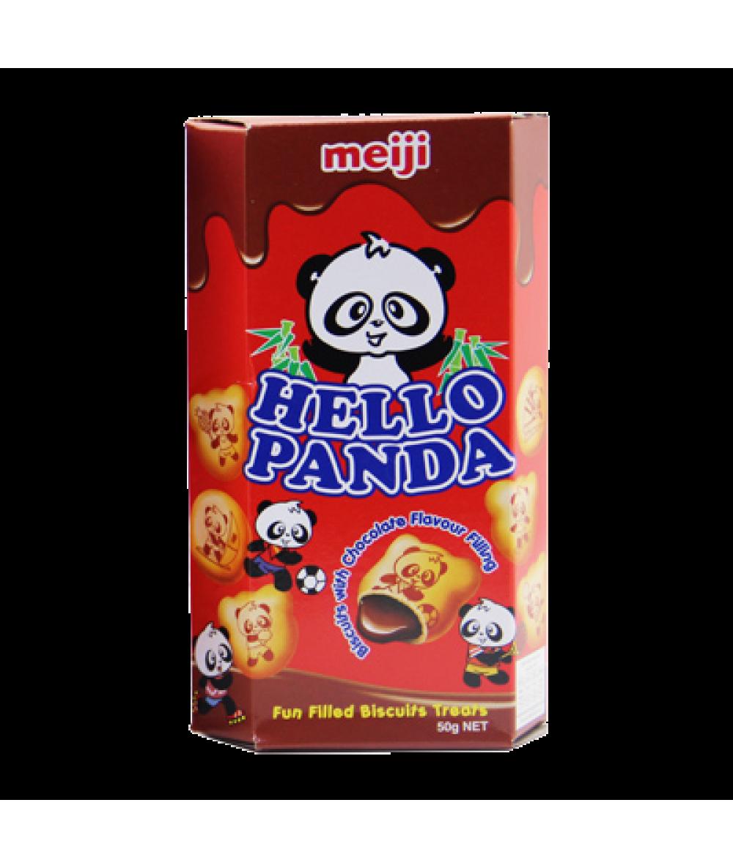 Meiji Hello Panda Chocolate 43g