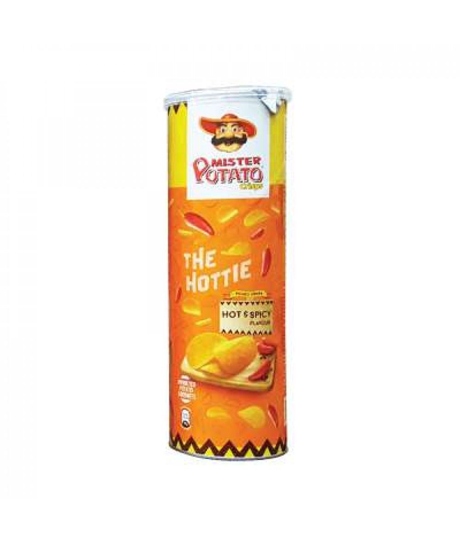Mr Potato Crisps Hot & Spicy 150g