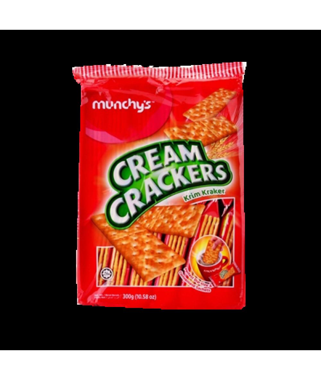 Munchy's Cream Cracker 300g