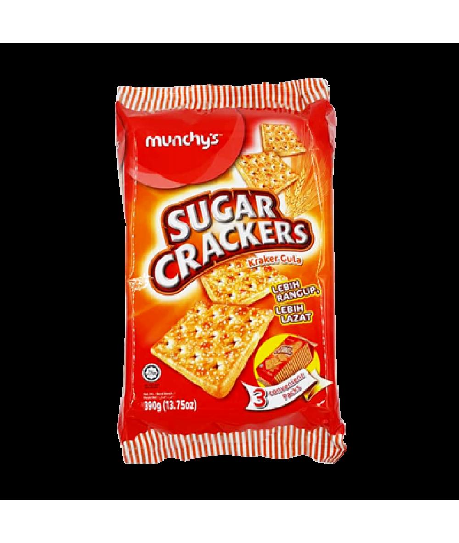 Munchy's Sugar Cracker 390g