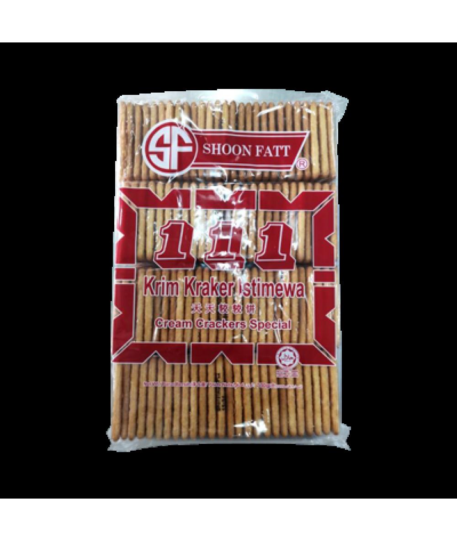 Shoon Fatt Cream Cracker 730g