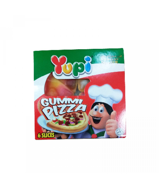 Yupi Gummy Pizza 32g