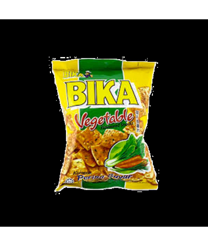 BIKA Vegetable Cracker 70g