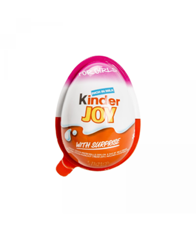 Kinder Joy For Girls 20g