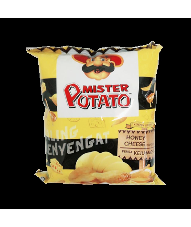 Mr Potato Honey Cheese 75g