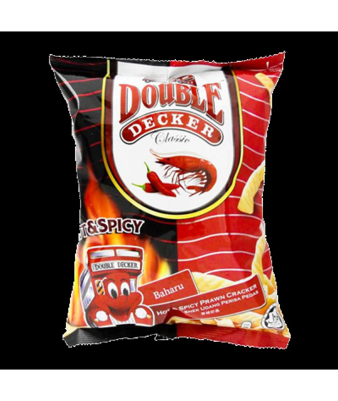 Double Decker Hot & Spicy Prawn 60g
