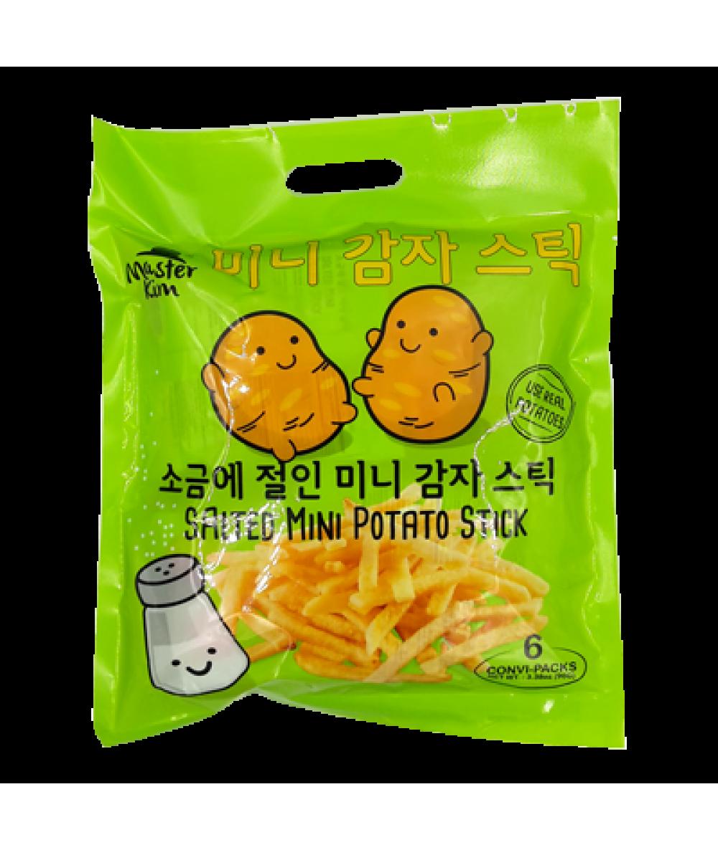 Master Kim Mini Potato Stick Salted 96g