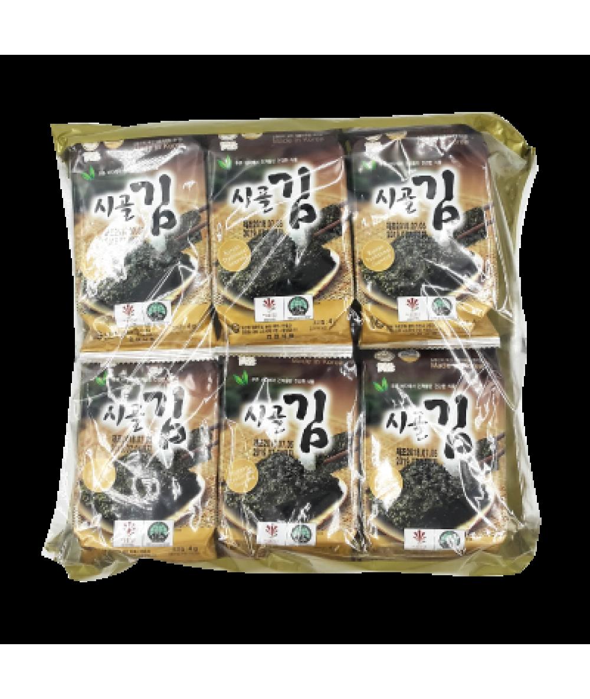 KCF Sigol Seasoning Seaweed 4g*12s