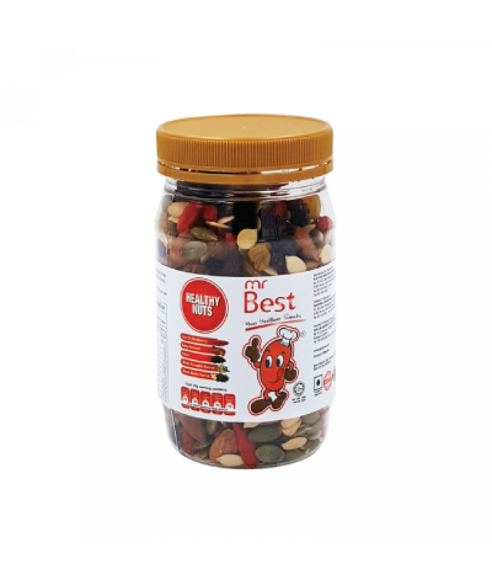*Mr Best Healthy Nuts Mix 200g