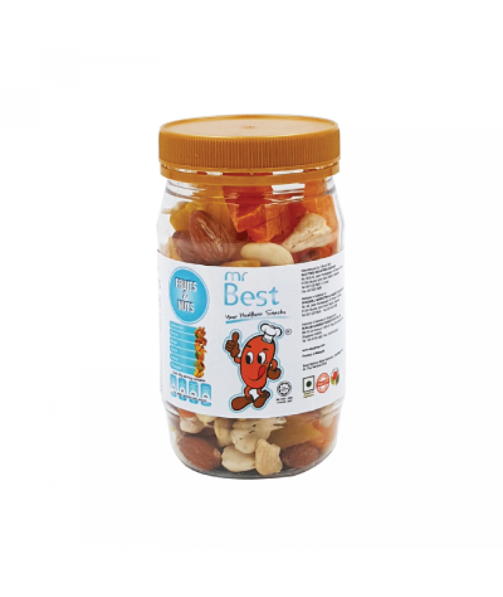 *Mr Best Fruits & Nuts Mix 180g