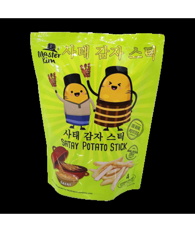 *Master Kim Potato Stick Satay 72g