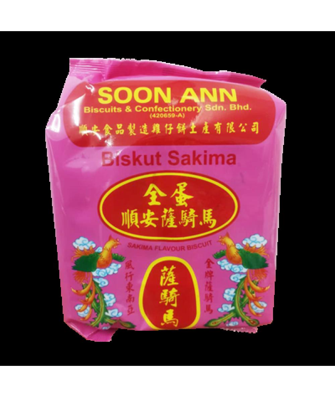 *Soon Ann Biscuit Sakima 150g
