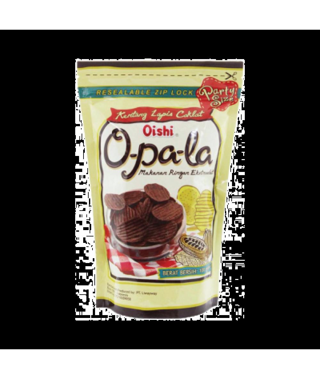 *Oishi Opala Crisps Chocolate Flv 100g