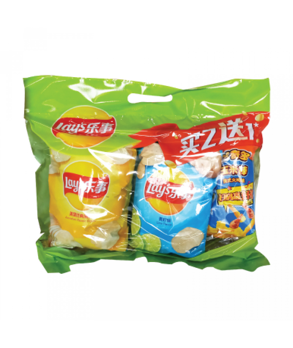 *Lays Party Bag 190g