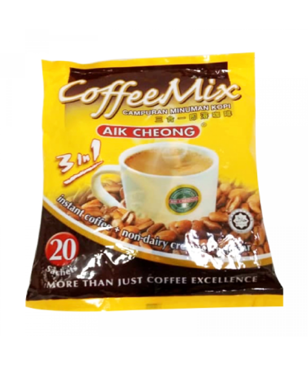 Aik Cheong Coffee Mix 3in1 400g