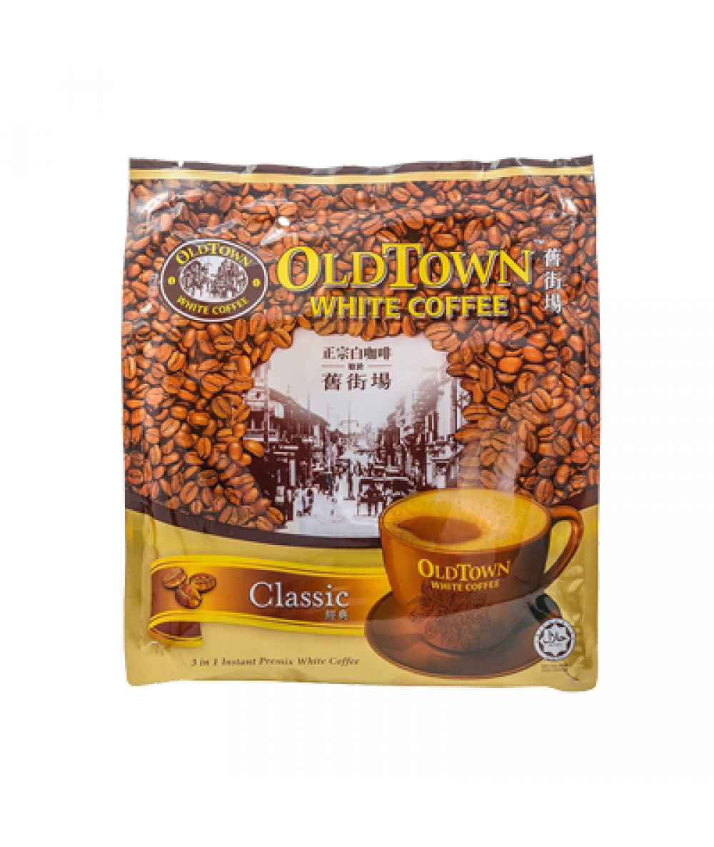 Old Town 3in1 Classic White Coffee 600g