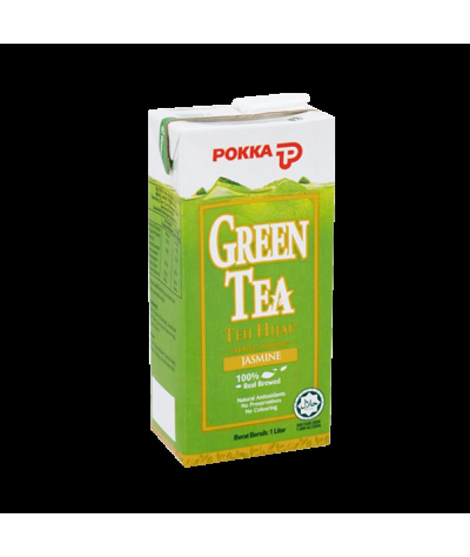 Pokka Jasmine Green Tea 1L