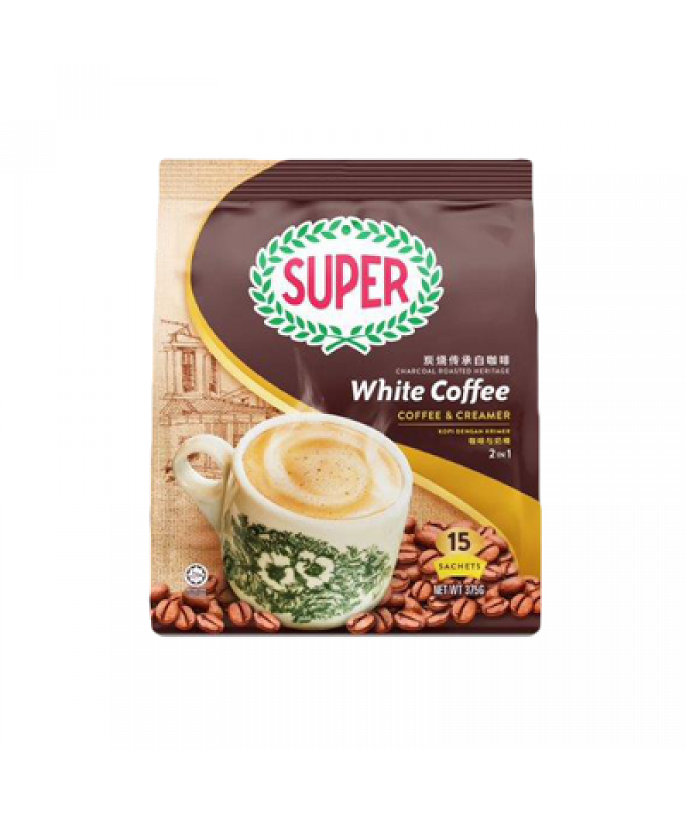 Super C.Roasted W.Coffee 2in1 With Creamer 25g*15s