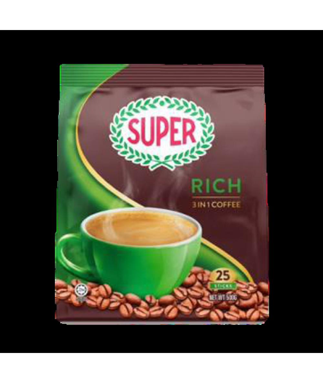 Super 3in1 Coffeemix Rich 20g*25s