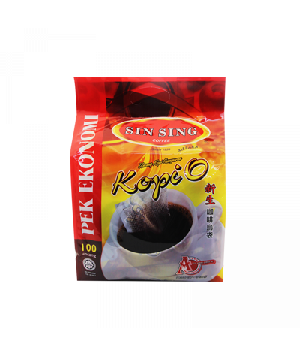 Sin Sing Coffee Economy Pack 10g*100's