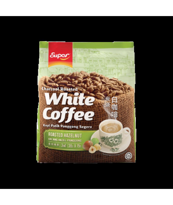 Super C.Roasted W.Coffee Hazelnut 36g*15s