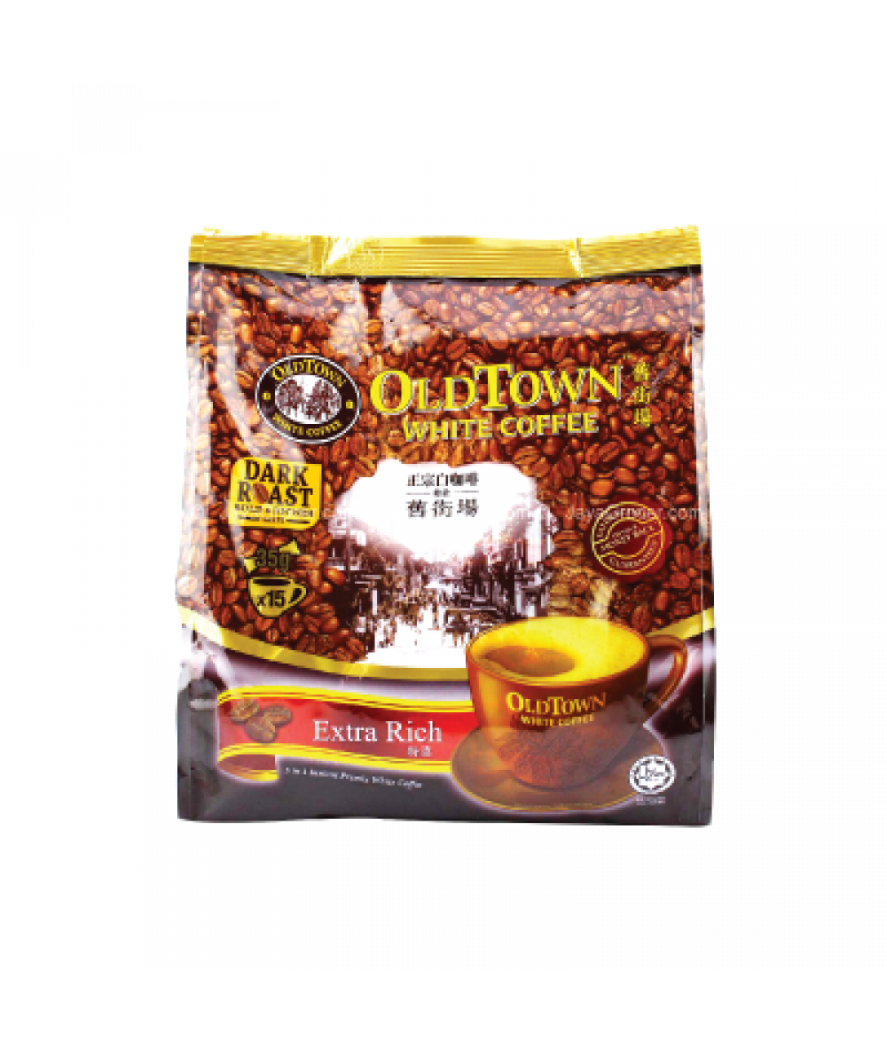 Old Town Extra Rich White Coffee 35g*15s