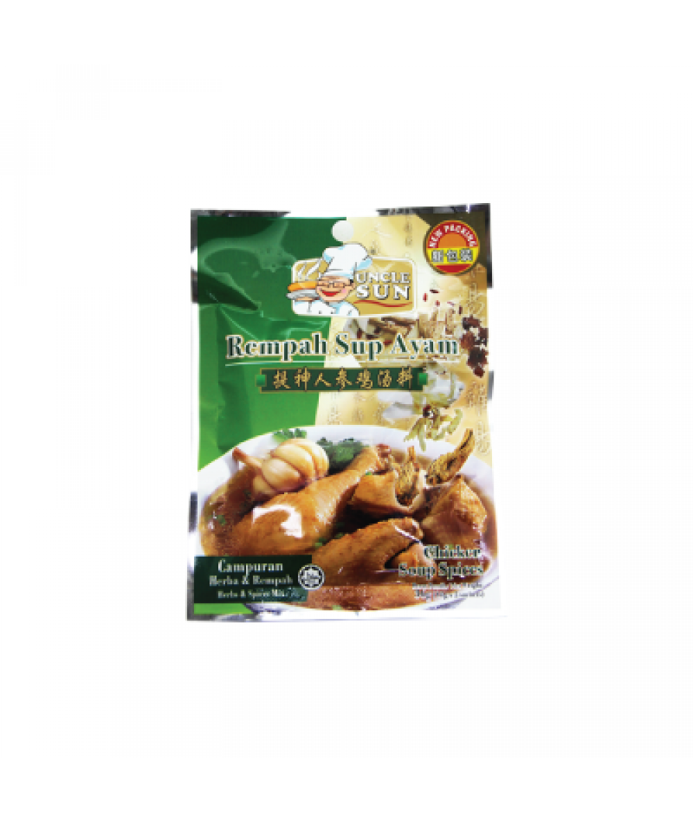 Uncle Sun Ginseng Chicken Soup 36g