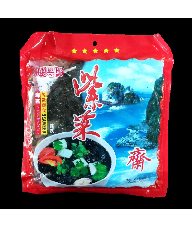 Zhe Jiang Sayur Laut Merah 50g