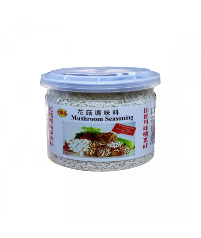 OKK Flower Mushroom Seasoning 125g