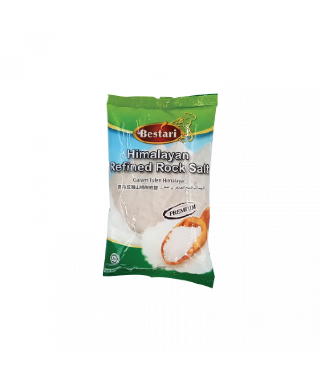 Bestari Refined Rock Salt 350g