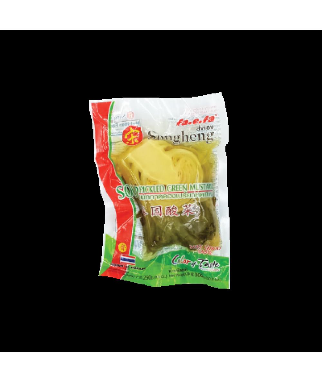 *Fa.E.Fa Sour Pickled Green Mustard 300g