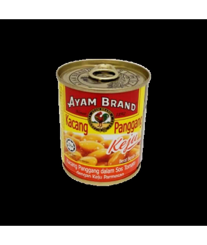 AB Baked Bean Cheese 230g
