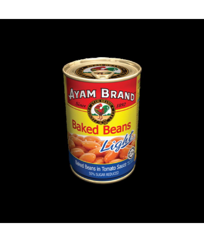 AB Baked Bean Light 425g
