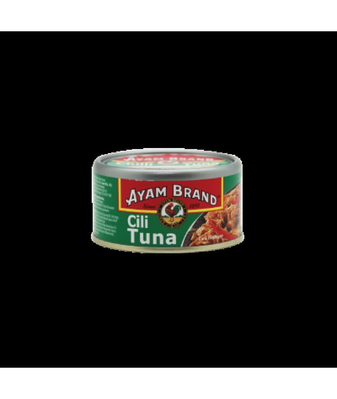 AB Chilli Tuna 185g