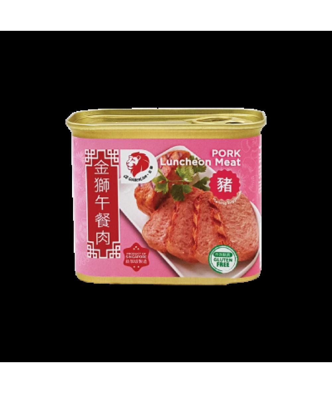 Golden Lion Pork Luncheon Meat 340g