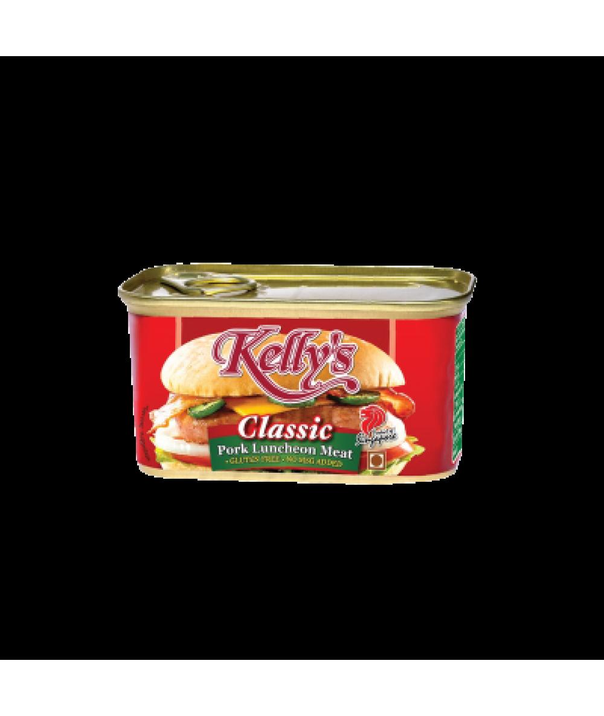 *Kelly Pork Luncheon Meat 200g