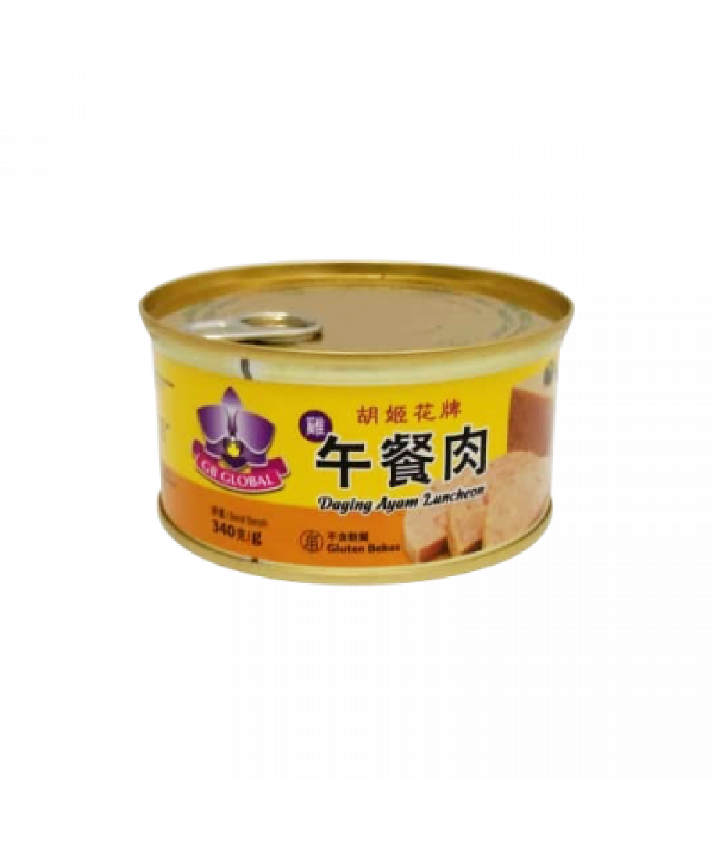 *Orchid Brand Chicken Luncheon Meat 340g