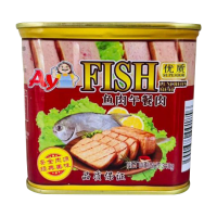*AY Superior Fish Luncheon Meat 340g