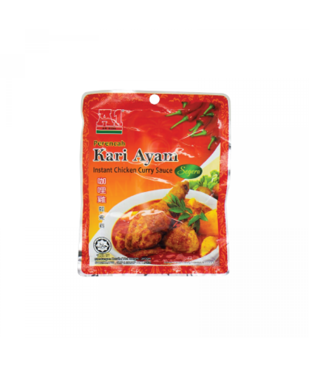 A1 Instant Chicken Curry Sauce 200g