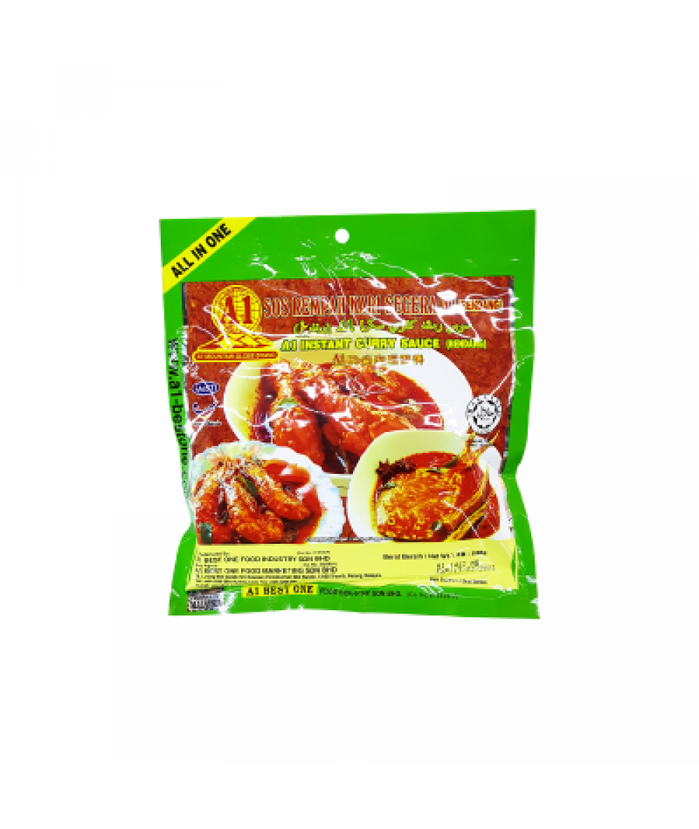 A1 Instant Curry Rendang 230g