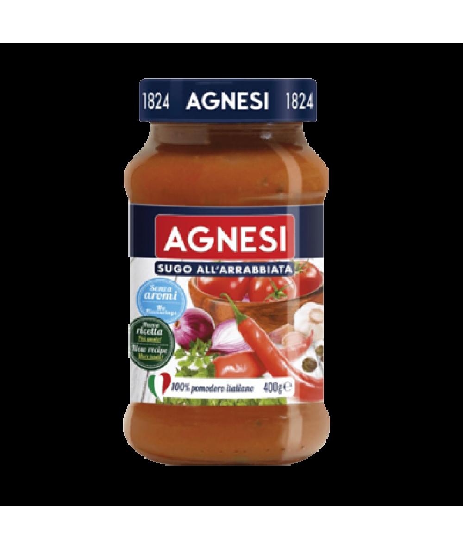Agnesi Arrabbiata Chili Pasta Sauce 400g