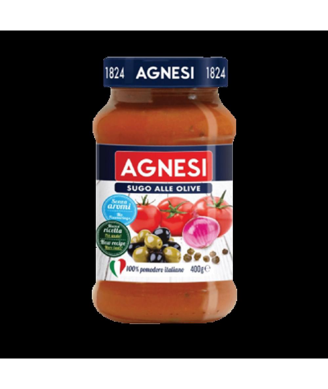 Agnesi Olive Pasta Sauce 400g